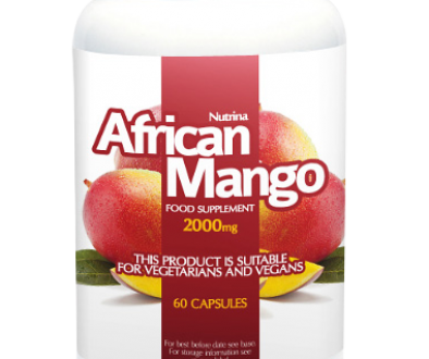 AfricanMango_Isolated