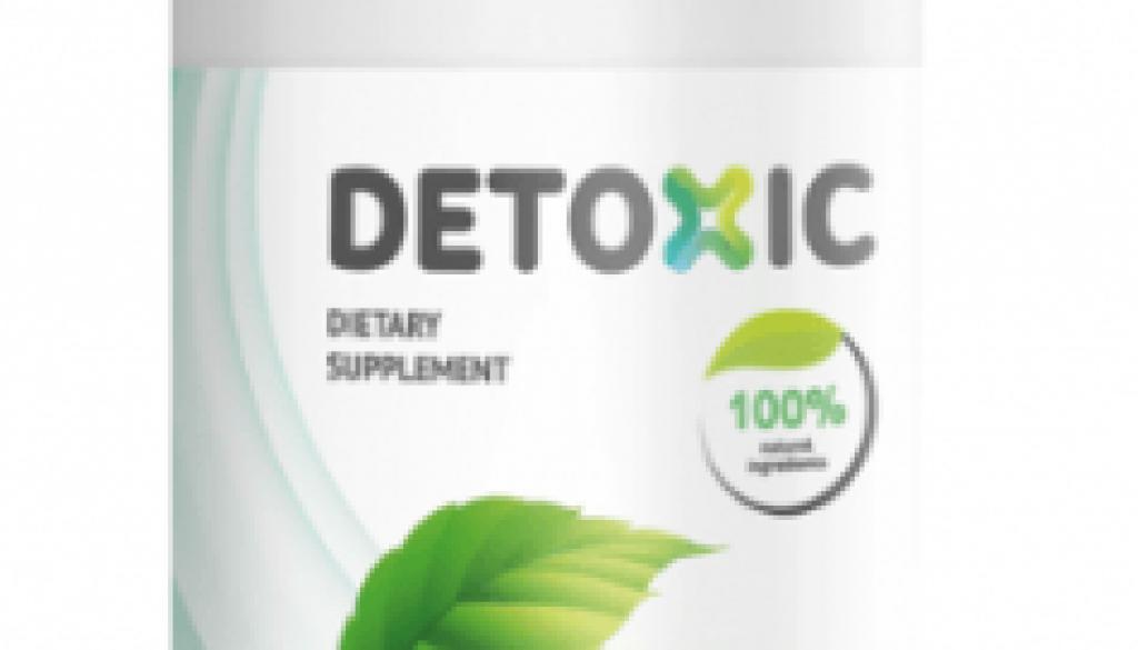 Detoxin-opakowanie